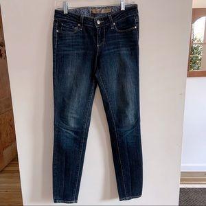 Paige premium denim Verdugo skinny jeans